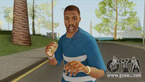 Crips Gang Member V2 for GTA San Andreas