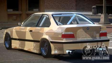 BMW M3 E36 R-Tuned PJ2 for GTA 4