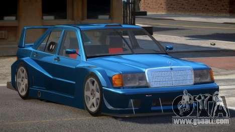 Mercedes-Benz 190E R-Tuning for GTA 4