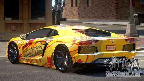 Lamborghini Aventador LP700 RP PJ6 for GTA 4
