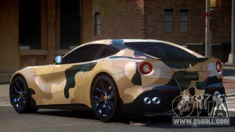 Ferrari F12 GT-S PJ3 for GTA 4