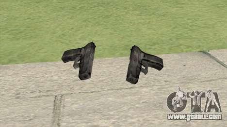 Glock (GTA SA Cutscene) for GTA San Andreas