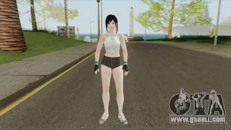 Hot Kokoro (Sport Edition) for GTA San Andreas