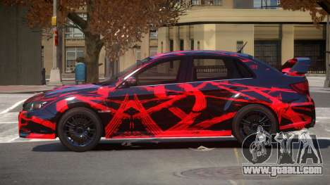 Subaru Impreza S-Tuned PJ6 for GTA 4