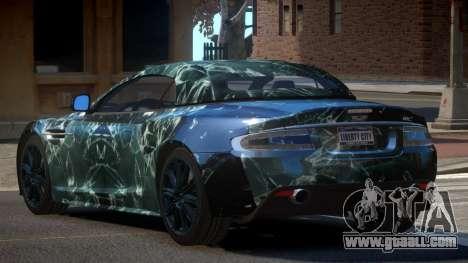 Aston Martin DBS RT PJ3 for GTA 4