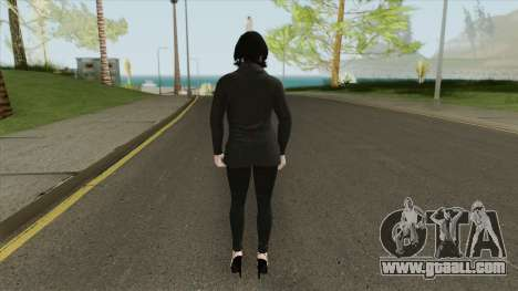 Molly Schultz (Casual) V1 GTA V for GTA San Andreas