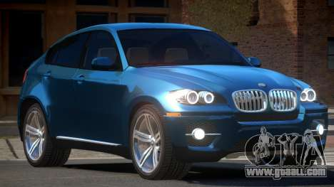 BMW X6 E-Style for GTA 4