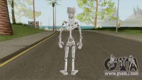 Endoskeleton (FNAF) for GTA San Andreas