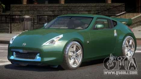 Nissan 370Z R79 for GTA 4