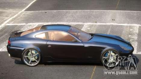 Ferrari 612 GT for GTA 4