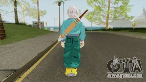 Trunks (Future) V1 for GTA San Andreas