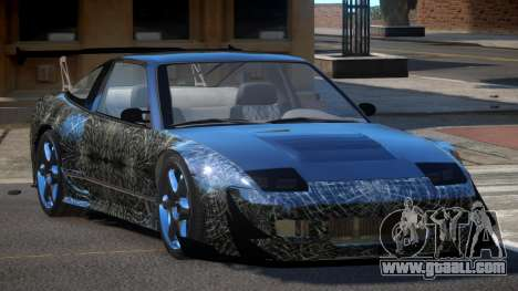 Nissan 240SX D-Style PJ4 for GTA 4