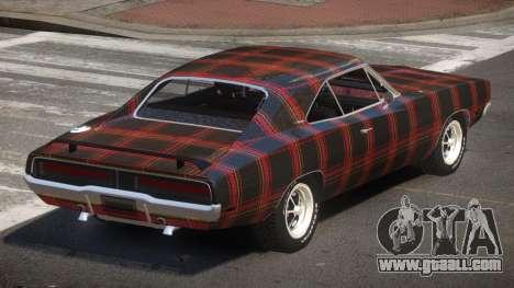 1966 Dodge Charger SR PJ2 for GTA 4