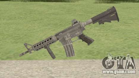 Assault Rifle (RE3 Remake) for GTA San Andreas