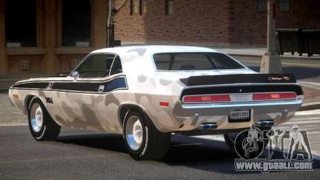 1972 Dodge Challenger RT PJ1 for GTA 4