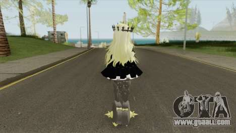 Chariot (Black Rock Shooter) for GTA San Andreas