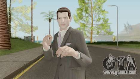 Tom Cruise (In Suit) for GTA San Andreas