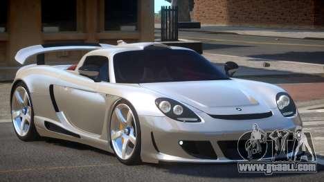 Porsche Carrera GT R-Tuned for GTA 4