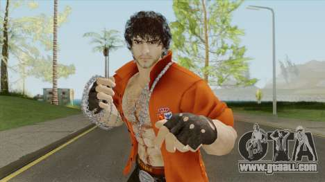 Miguel (Tekken TT 2) for GTA San Andreas