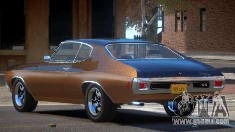 Chevrolet Chevelle V1.2 for GTA 4