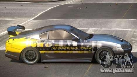 Toyota Supra SR PJ2 for GTA 4
