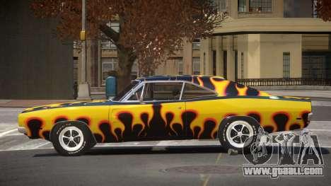 1966 Dodge Charger SR PJ3 for GTA 4