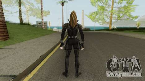 Yelena Belova (Black Widow Movie) for GTA San Andreas