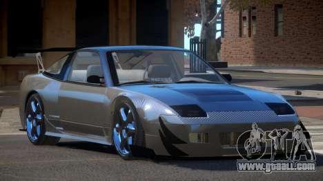 Nissan 240SX D-Style PJ1 for GTA 4