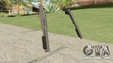 Sawed-Off Shotgun GTA V (Platinum) for GTA San Andreas