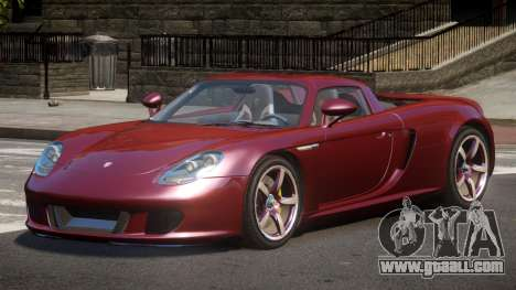 Porsche Carrera GT V2.2 for GTA 4