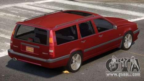 Volvo 850 ST for GTA 4