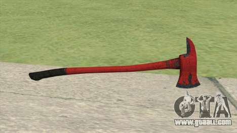 Fire Axe (Silent Hill: Downpour) for GTA San Andreas