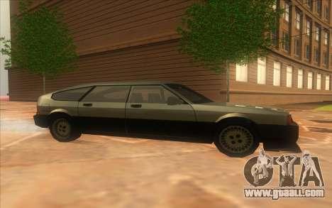 Blista Liftback for GTA San Andreas