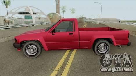 Karin Rebel Sport GTA IV for GTA San Andreas