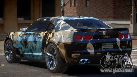 Chevrolet Camaro ZL1 R-Tuned PJ5 for GTA 4