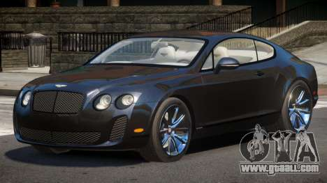 Bentley Continental S-Tuned for GTA 4