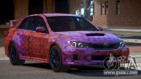Subaru Impreza S-Tuned PJ3 for GTA 4