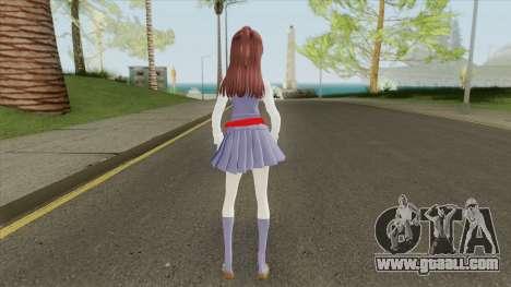 Atsuko Kagari for GTA San Andreas