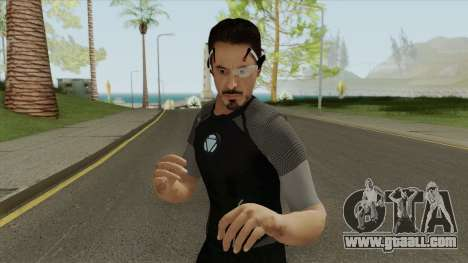 Tony Stark V2 (Iron Man 3) for GTA San Andreas