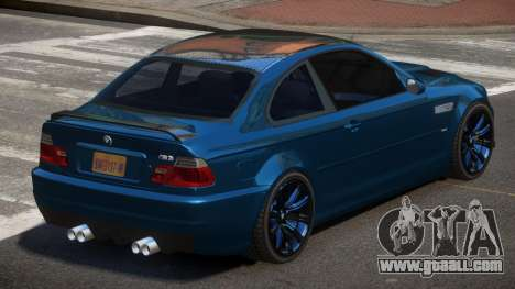 BMW M3 E46 S-Tuning for GTA 4