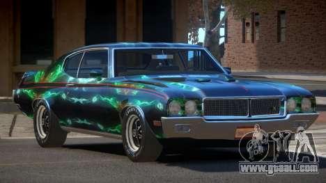 Buick GSX R-Tuned PJ6 for GTA 4