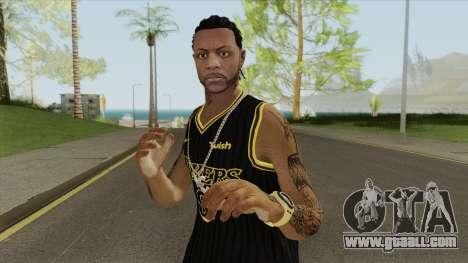 Random Male Skin V13 (GTA Online) for GTA San Andreas