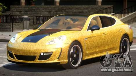 Porsche Panamera ML PJ1 for GTA 4