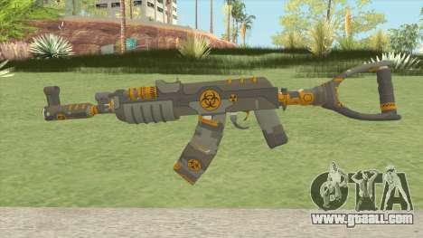 AK-47 (Biohazard) for GTA San Andreas