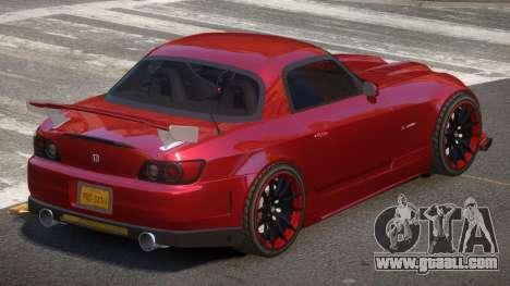 Honda S2000 GEN for GTA 4