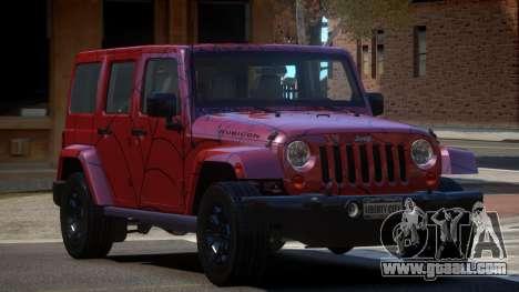 Jeep Wrangler LT PJ5 for GTA 4