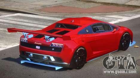 Lamborghini Gallardo LP560 SR for GTA 4