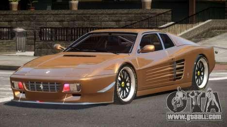 Ferrari 512 RLS for GTA 4