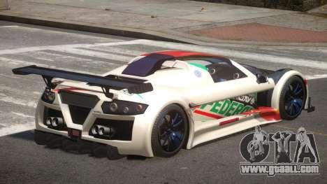 Gumpert Apollo R-Style PJ3 for GTA 4