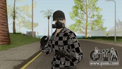 Skin Random 2 (GTA Online) for GTA San Andreas